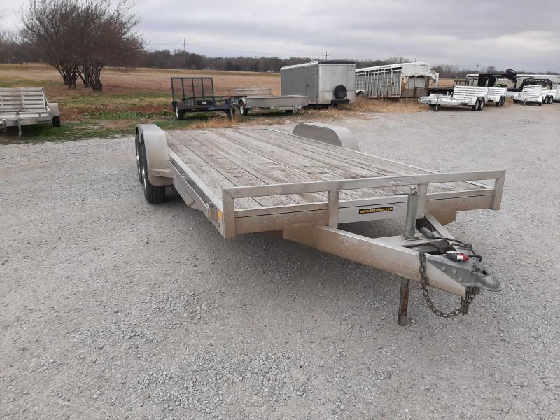 2009 H and H Trailer 82X18 Car / Racing Trailer