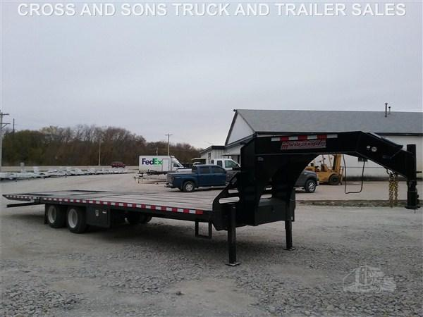 2020 Midsota FB32 Flatbed Trailer