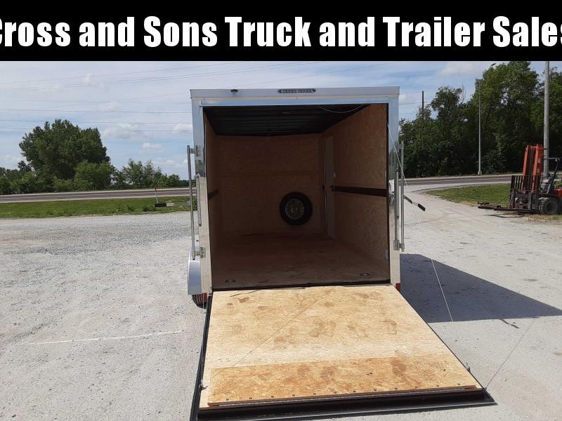 2022 Cross Trailers 714TA Enclosed Cargo Trailer