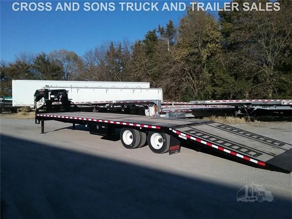2020 Midsota FB36 Flatbed Trailer