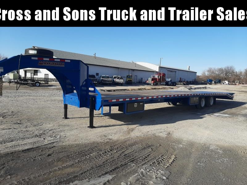 2020 Midsota FB-40GN Flatbed Trailer
