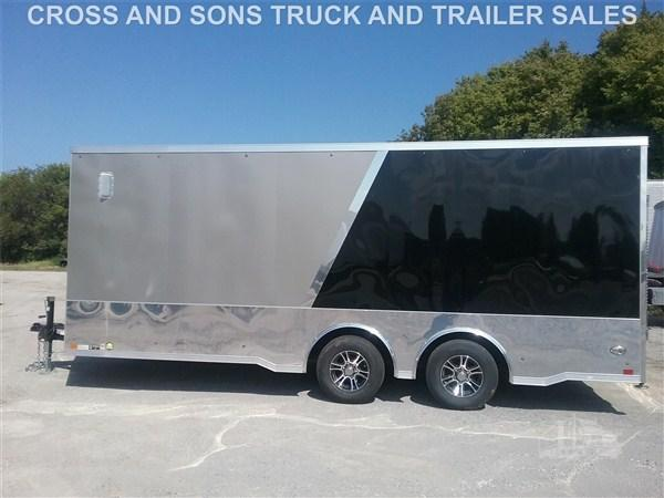 2020 Cross Trailers 820TA Car Carrier