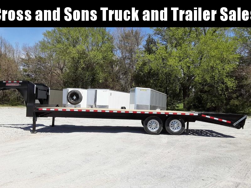 2021 Midsota STO-26-GN Equipment Trailer