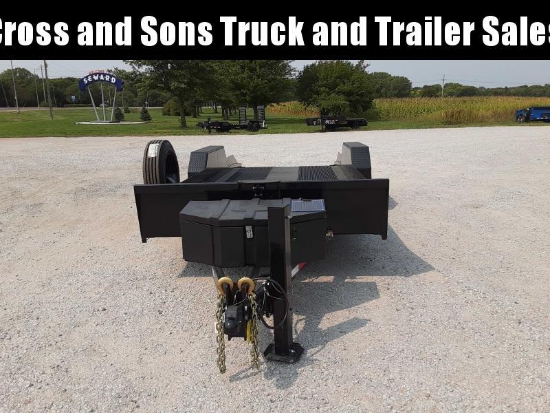 2021 Midsota SL-20 Equipment Trailer