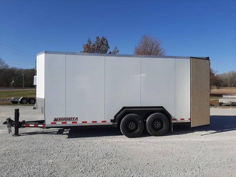 2021 Midsota SLE-18 Enclosed Cargo Trailer