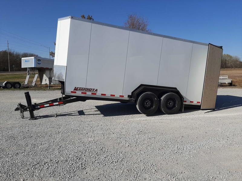 2021 Midsota SLE-18 Enclosed Cargo Trailer