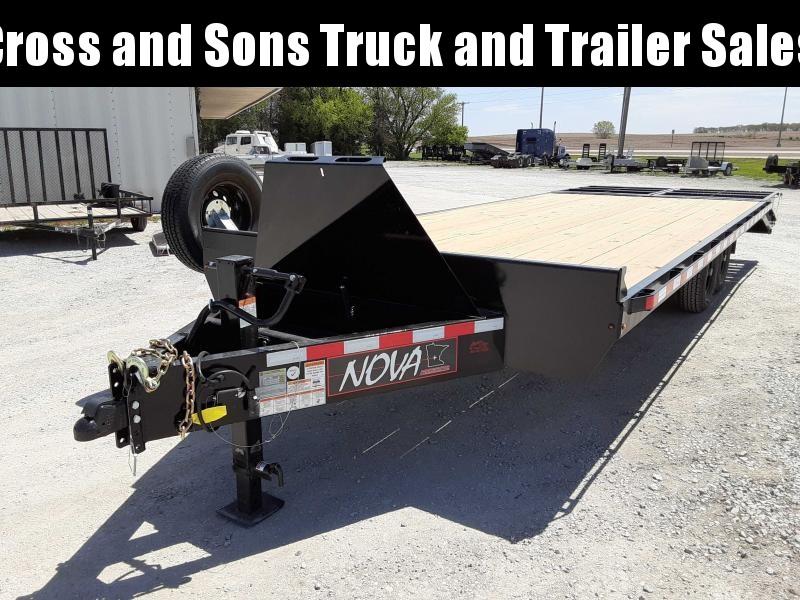 2021 Midsota ETO-24 Equipment Trailer