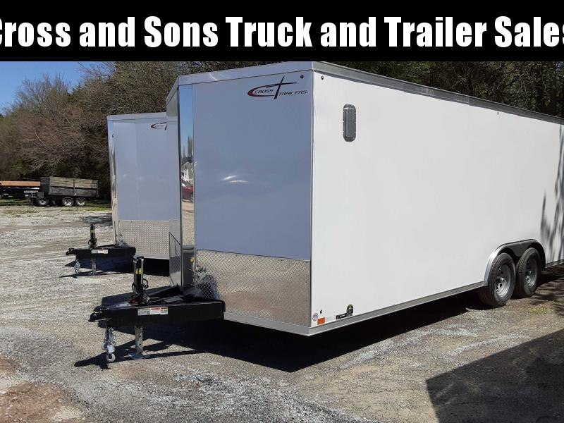 2022 Cross Trailers 8X20 ALPHA Enclosed Cargo Trailer