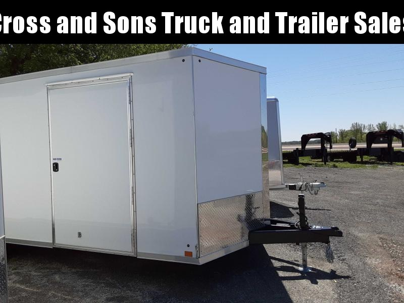 2022 Cross Trailers 8X20 ALPHA Enclosed Cargo Trailer