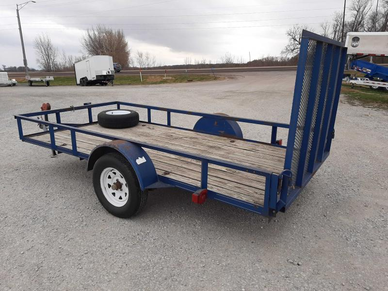 2015 Other 6' X12' Utility Trailer