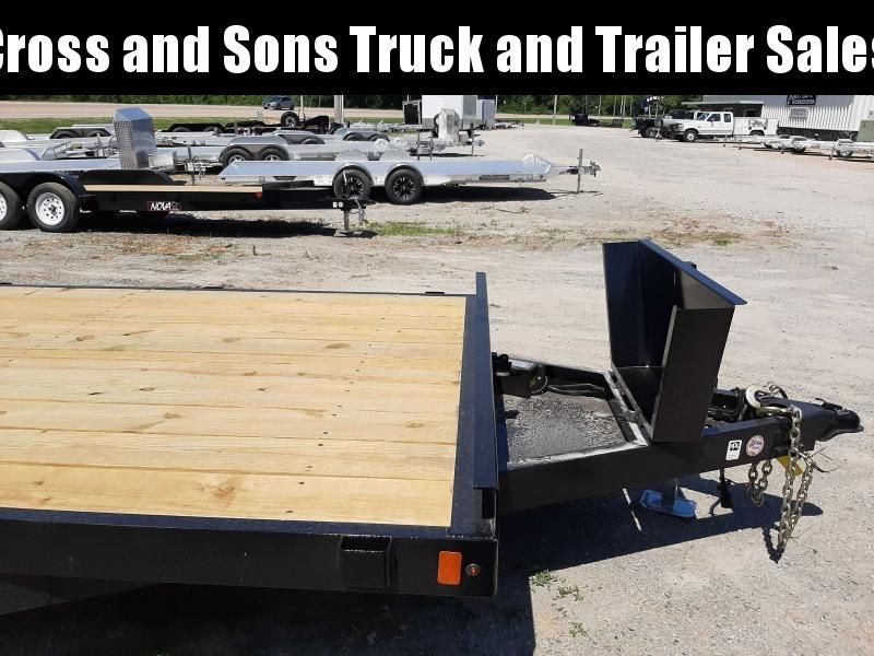 2020 Midsota CT8220 Equipment Trailer