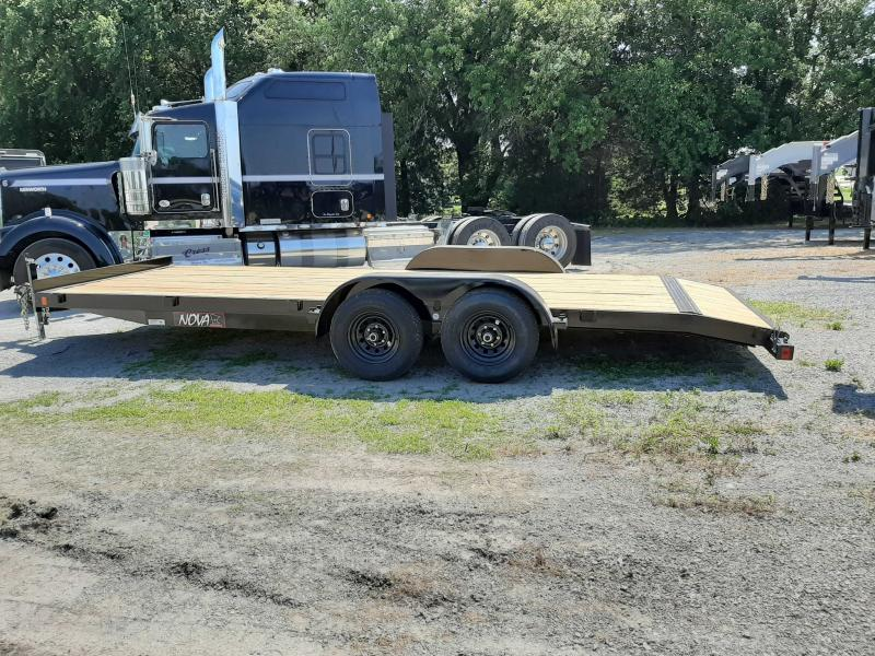 2020 Midsota CT8220 Equipment Trailer