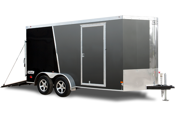 2018 Haulmark TSTV7X16WT3 Enclosed Cargo Trailer