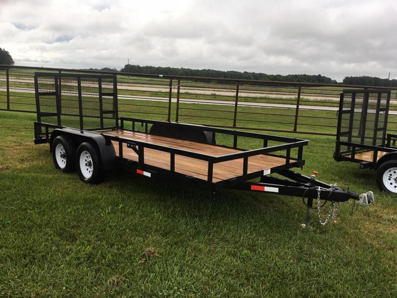 2020 STAG Trailers 16' Utility Trailer