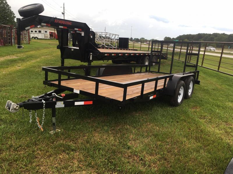 2021 STAG Trailers 16' Utility Trailer