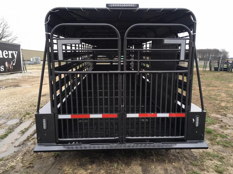 2019 Coose Ranch hand Livestock Trailer