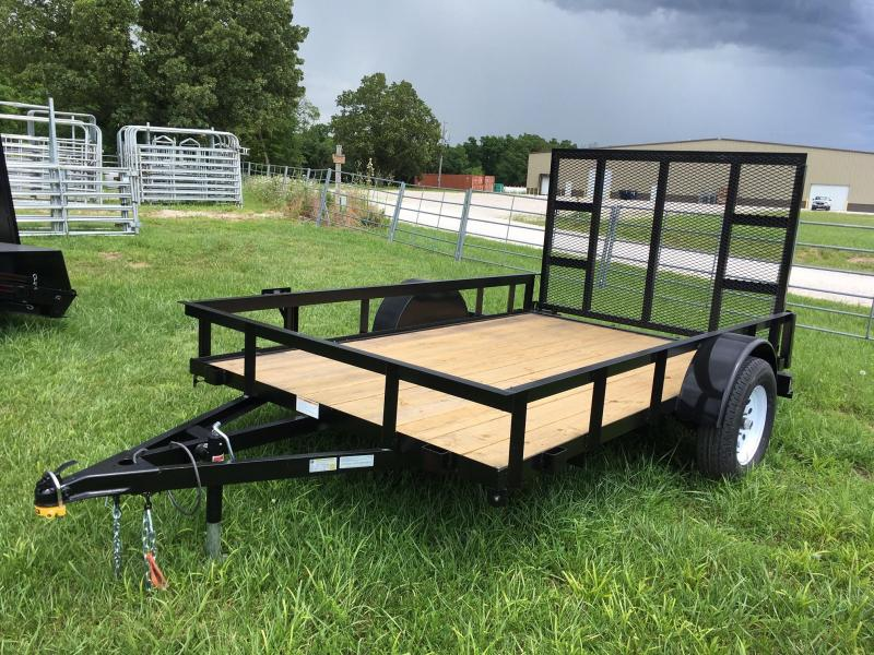 2019 STAG Trailers Utility Trailer