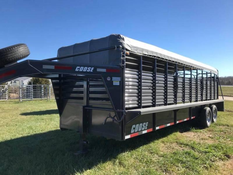 2019 Coose Livestock Trailer