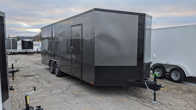 2022 Look Trailers 8.5x22 Car / Racing Trailer