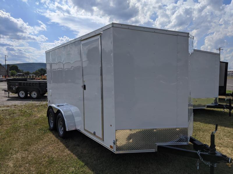 2019 Wells Cargo 7x16 Enclosed Cargo Trailer