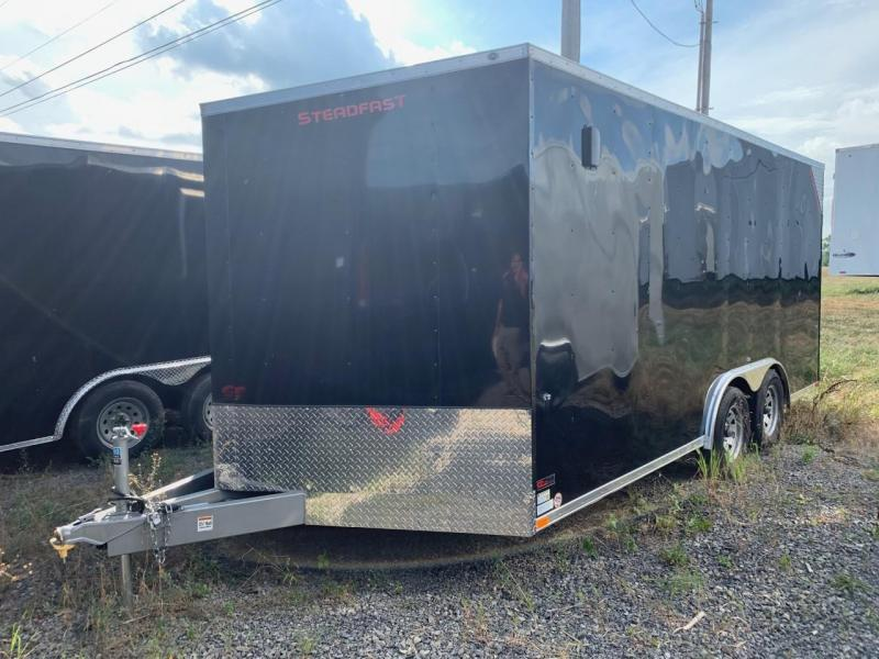 2019 Steadfast Trailers 8.5x16 7K Enclosed Cargo Trailer
