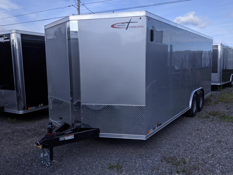 2021 Cross Trailers 7x18 Enclosed Cargo Trailer