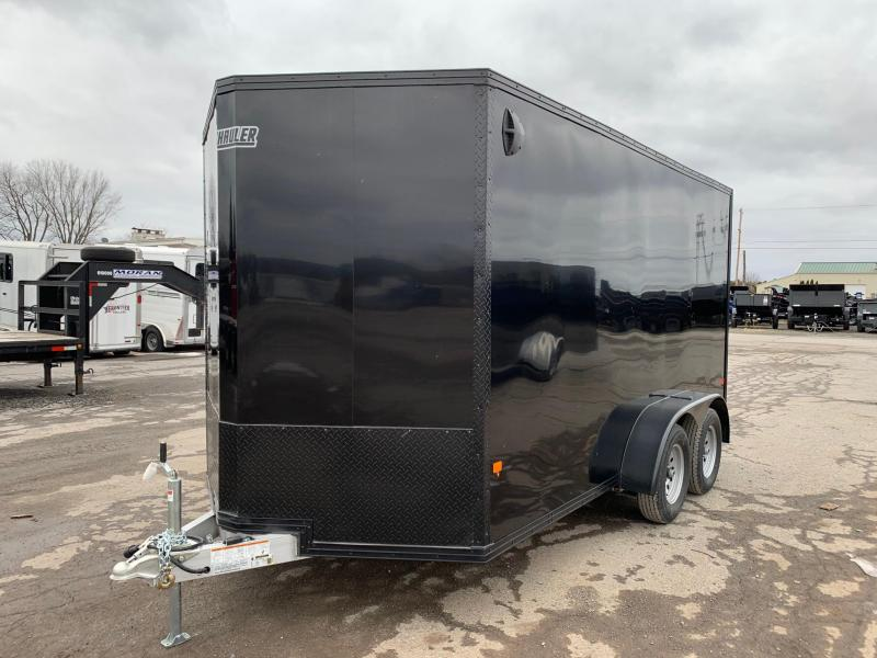 2020 E-Z Hauler 7x14 7K Enclosed Cargo Trailer