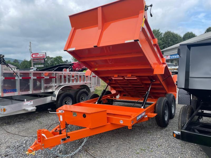 2021 Sure-Trac 7x12 12K Dump Trailer