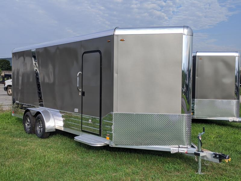 2020 Legend Trailers 7x20 + V Enclosed Cargo Trailer