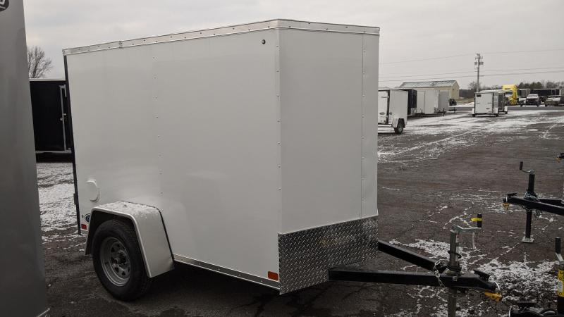 2021 ITI Cargo 5x8 Enclosed Cargo Trailer