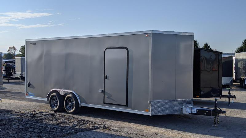 2021 Legend Trailers 8.5x20 Car / Racing Trailer
