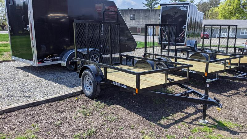 2021 Holmes 5x8 Res Utility Trailer