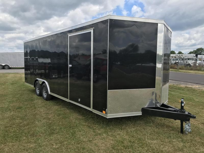 2021 Cross Trailers Alpha Series 8.5x22 10K Enclosed Cargo Trailer