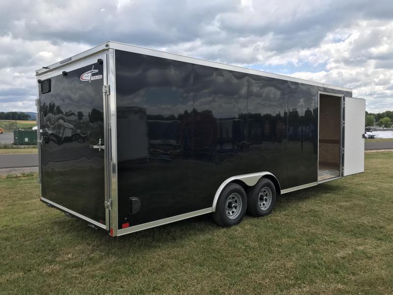 2021 Cross Trailers Alpha Series 8.5x22 10K Enclosed Cargo Trailer