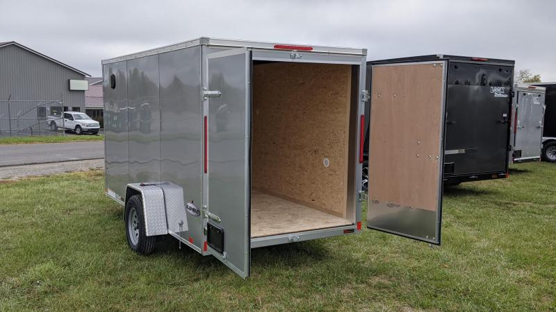 2021 Look Trailers Element SE 6x12 3K Enclosed Cargo Trailer