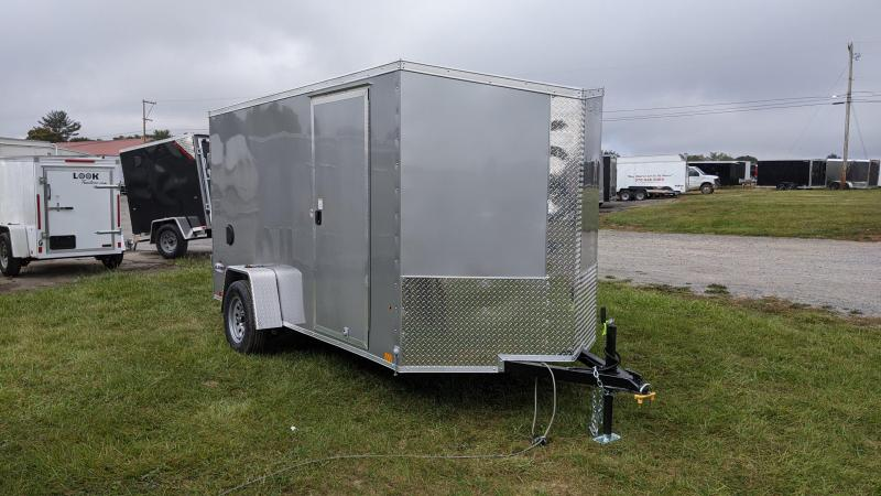 2021 Look Trailers Element SE 6x12 3K Enclosed Cargo Trailer