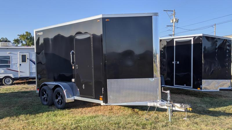 2021 Legend Trailers 7x12 Enclosed Cargo Trailer