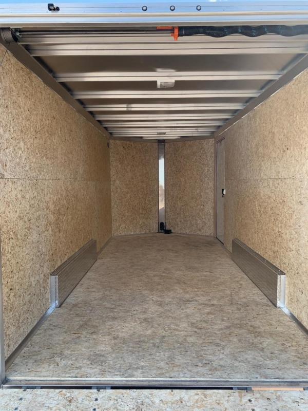 2019 Mission EZES 7.5x16 Enclosed Trailer