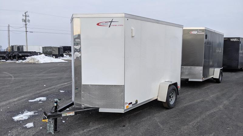 2021 Cross Trailers 6x10 Enclosed Cargo Trailer