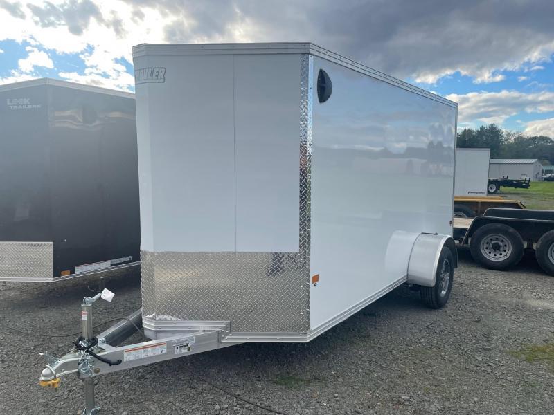 2022 EZ Hauler 6x12 3K Enclosed Cargo Trailer