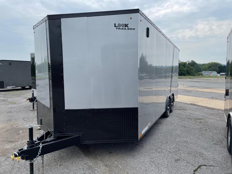 2022 Look Trailers 8.5x20 7K Car Hauler Enclosed Cargo Trailer