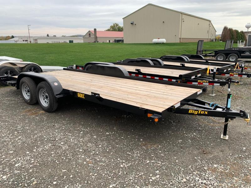 2021 Big Tex Trailers 7x18 6K Car / Racing Trailer