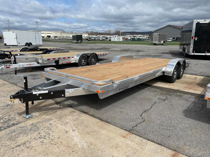 2022 Legend Trailers 21+3 Car / Racing Trailer