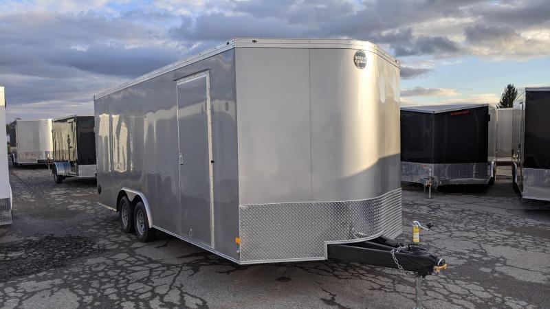 2021 Wells Cargo 8.5x20 Enclosed Cargo Trailer
