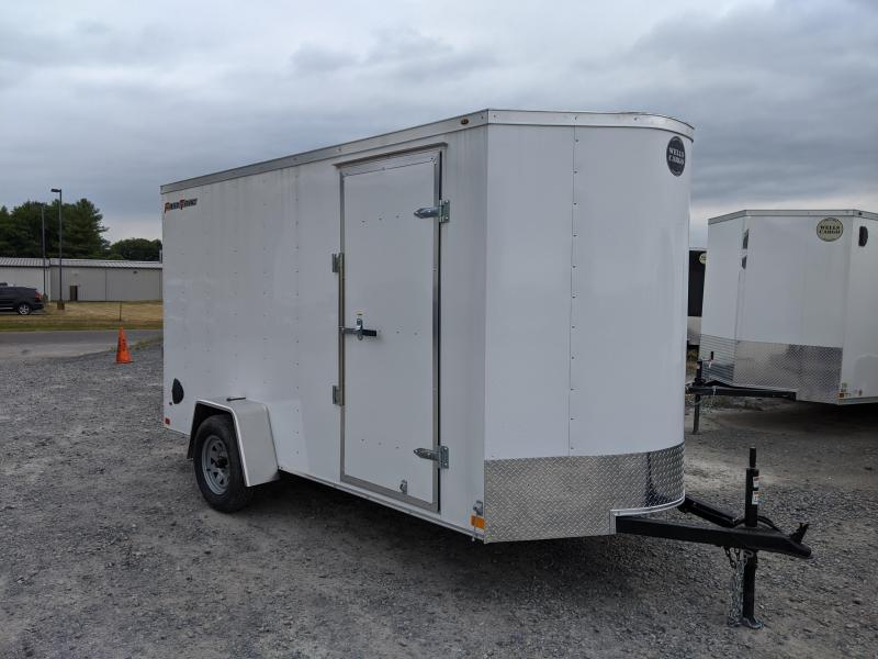 2020 Wells Cargo 6x12 Enclosed Cargo Trailer