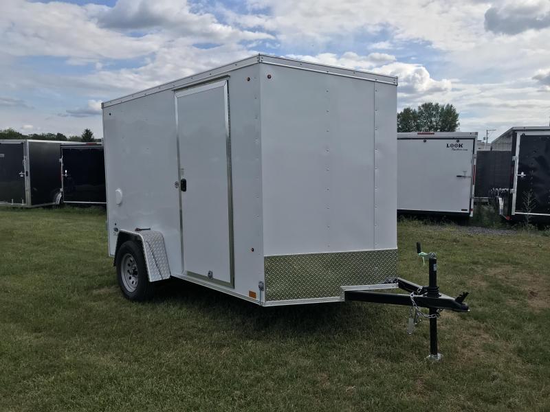 2020 Look Trailers 6x10 Enclosed Cargo Trailer