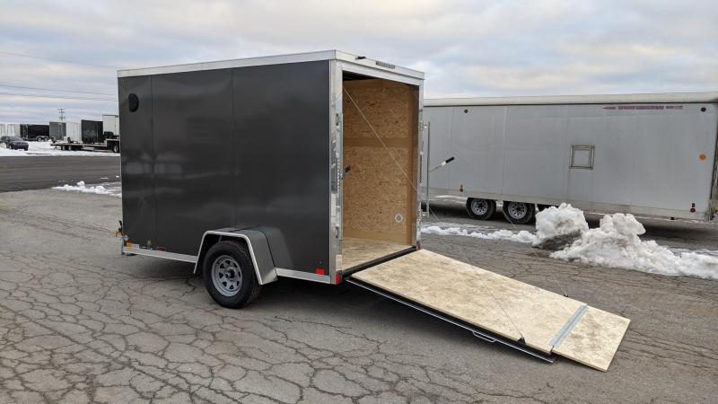 2021 Cross Trailers 6x10 3K Alpha Series Enclosed Cargo Trailer