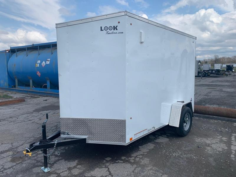 2021 Look Trailers ST-DLX 6X10 3K Enclosed Cargo Trailer