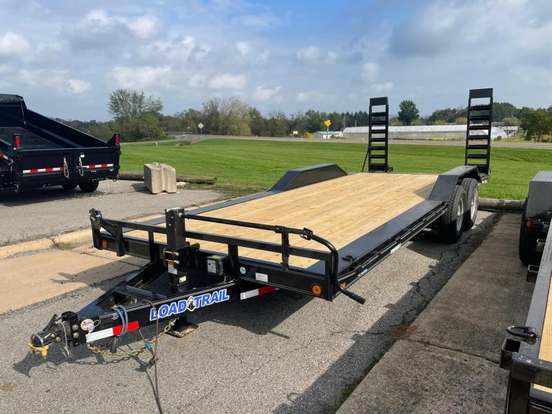 2022 Load Trail 102X22 14K Wide Body Equipment Trailer