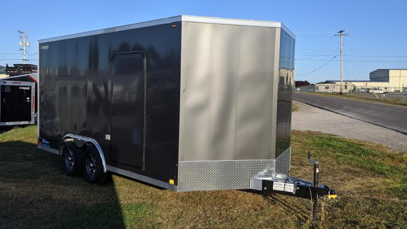 2021 Legend Boats 8.5x16 Enclosed Cargo Trailer